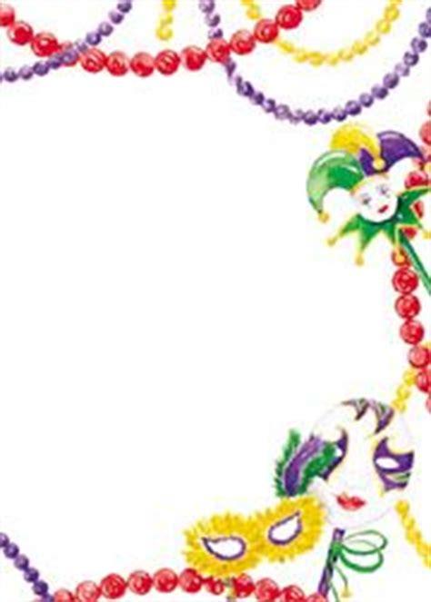 Free Printable Blank Mardi Gras Bingo Card Template by Free Mardi Gras Invitation Templates Mardi Gras
