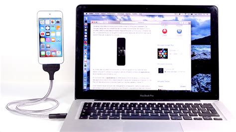 le test du cable et support incassable pour iphone