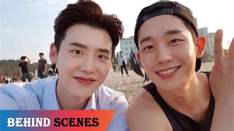 bts while you were sleeping while you were sleeping behind the scenes suzy lee jong