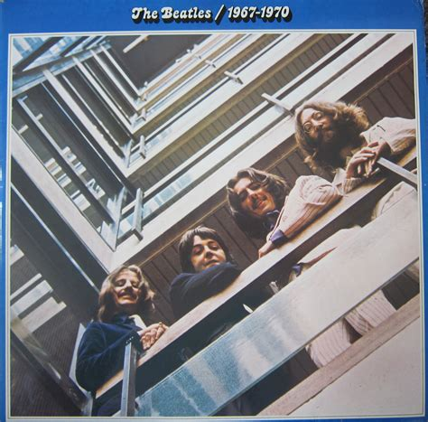 best the beatles album the beatles blue album 1967 1970 every record tells a story