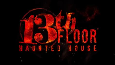 13th floor haunted house denver 2016 youtube