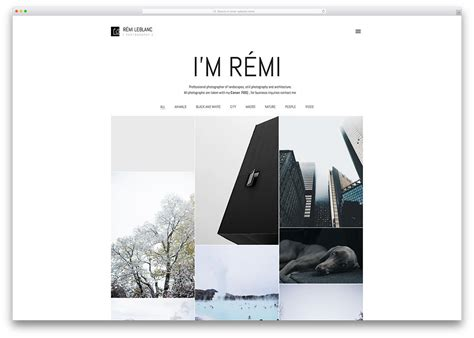 clean minimal wordpress themes for corporate websites