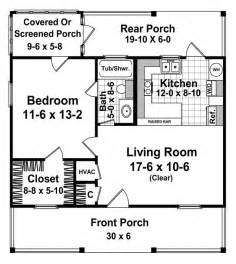 House Plans 600 Sq Ft by 600 Square Feet 1 Bedrooms 1 Batrooms On 1 Levels