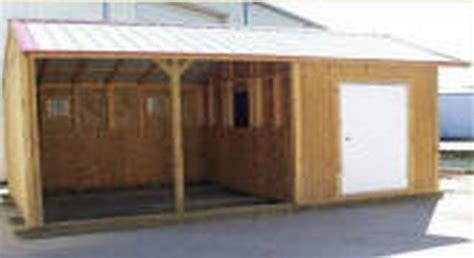 horse barn arkansas portable buildings north