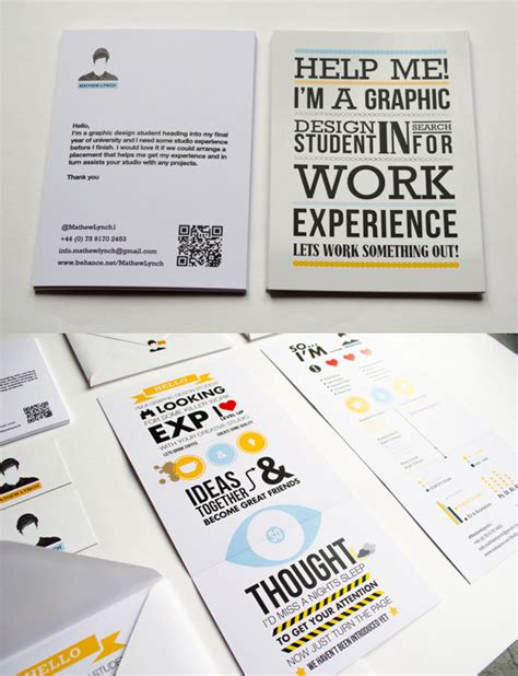 cv booklet design 30 outstanding resume designs you wish you thought of