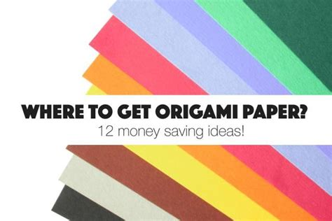 Where Can I Get Origami Paper - 1000 ideas about origami paper on origami