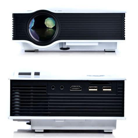 Proyektor Uc40 projector 2015 original unic uc40 mini pico usb hdmi home