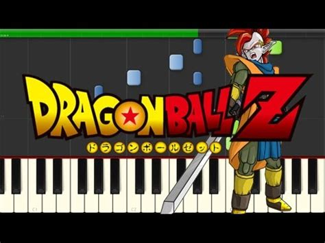 tutorial piano dragon ball z dragon ball z tapion s theme piano tutorial synthesia