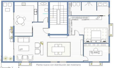 como hacer un plano hacer planos de un piso de 140 m2 inundada de luz