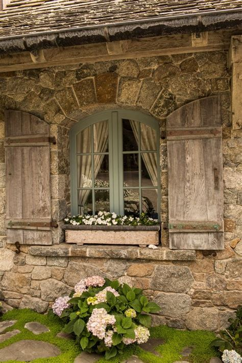 country style windows normandy home architecture