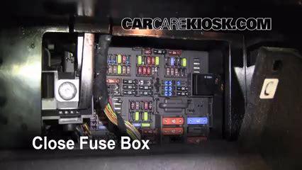 bmw  fuse box location wiring source