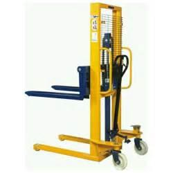esf 1030c 1000kg manual forklift pallet stacker 3m lift