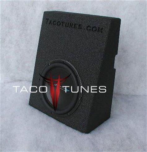 Toyota Tacoma Subwoofer Box Toyota Tacoma Cab Image Dynamics Subwoofer Box