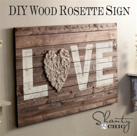 Creative Diy Wood Ls 40 Diy Pallet Signs Pallet Diy Wood And Rustic Decor