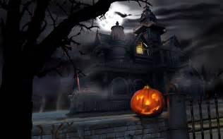 Corner Desk Tops Halloween Wallpaper Photos Halloween Wallpaper Pictures