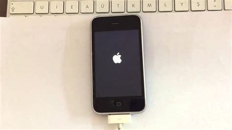 iphone 3gs won t start up