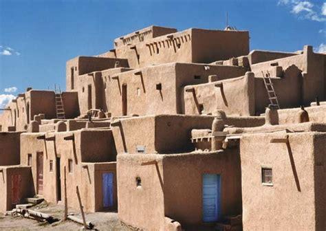adobe architecture taos pueblo encyclopedia children s homework help dictionary britannica