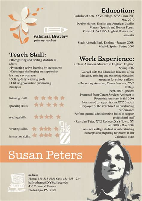 resume templates samples design resume