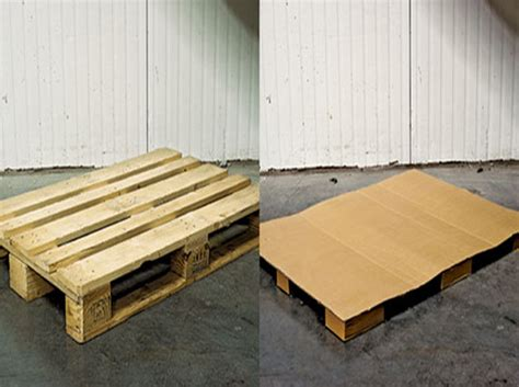 recycled pallets and 2 ikea lacks made an awesome rustic ikea swaps out wooden shipping pallets for lighter
