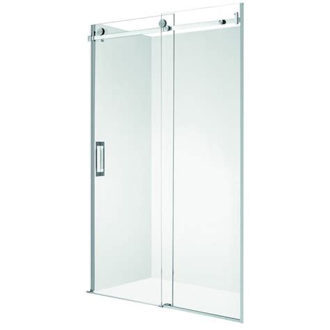 Shower Door Liner Vogue 3 Sided Shower Door Only Frameless 1200mm Not Including Tray Liner