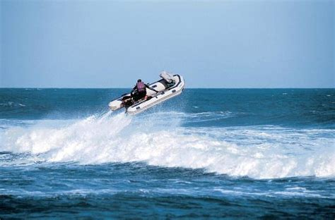 runabout boats in the ocean inflatable boats