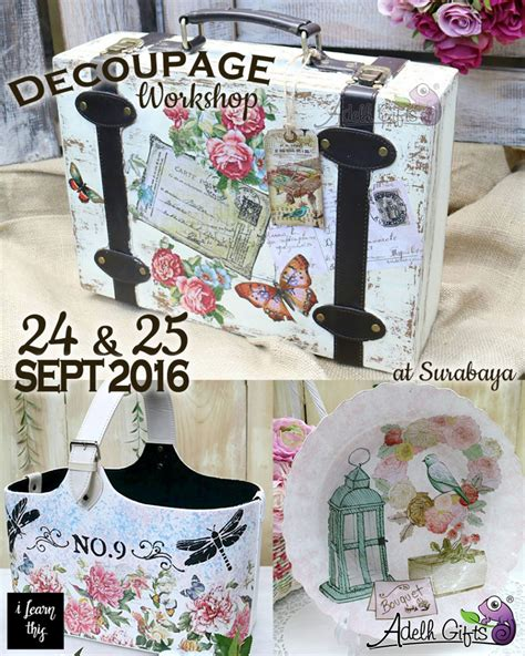 Decoupage Indonesia - decoupage indonesia adelh gifts