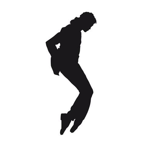 Wall Decal Design White michael jackson jacko dance cad 2 00 irononsticker com