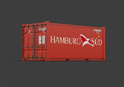iso container preis 20ft iso container hamburg s 252 d aus metall f 252 r tamiya