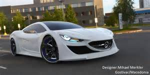 Mercedes Electric Supercar This Electric Supercar Design Doesn T Look Like A Mercedes