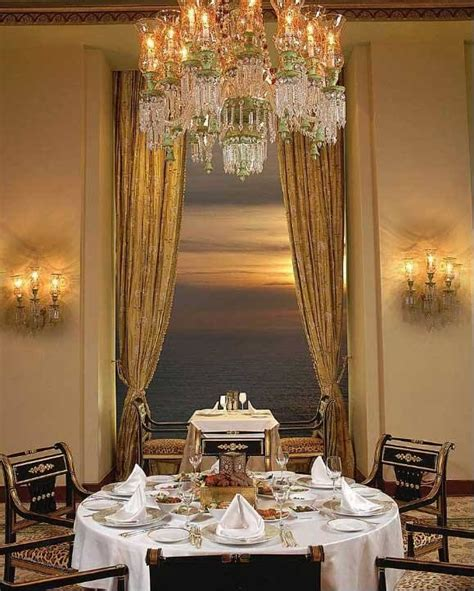 Invitinghome Beautiful Dining Room With A View Beautiful Dining Room Chandeliers