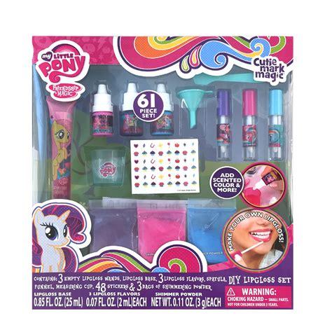 My Little Pony Diy Lip Gloss my pony my pony diy lip gloss set