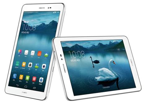 Tablet Huawei 8 Inch Huawei Honor Tablet With 8 Inch Hd Display Voice Calling Announced