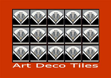 art deco tile creative buzz all things design art deco link 2 king tut