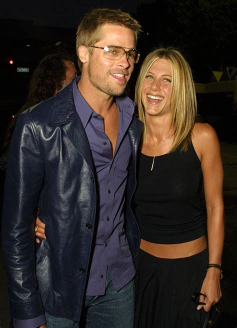 Brads Tells Jen He Still by Brad Pitt Apologised To Jen Aniston For Being An