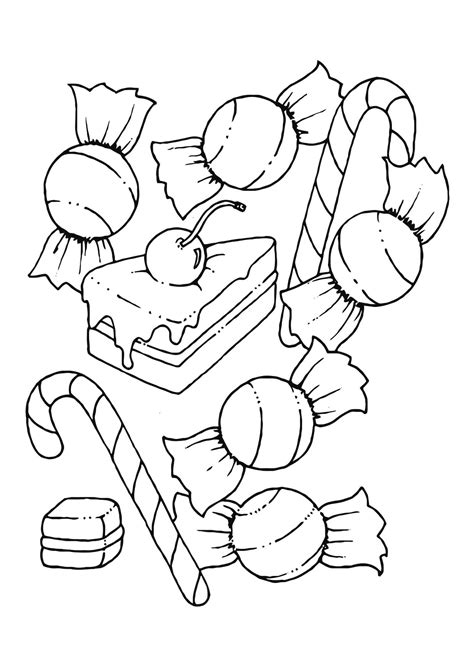 free candyland coloring pages free printable candy coloring pages for kids
