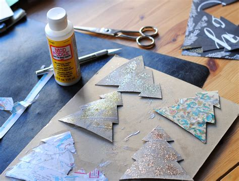 What Can You Make With Recycled Paper - 5 festive ornaments you can make from recycled