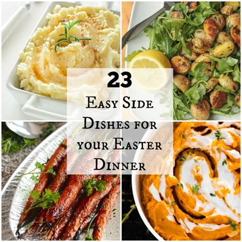 easter side dishes 23 easy side dishes for your easter dinner feed a crowd