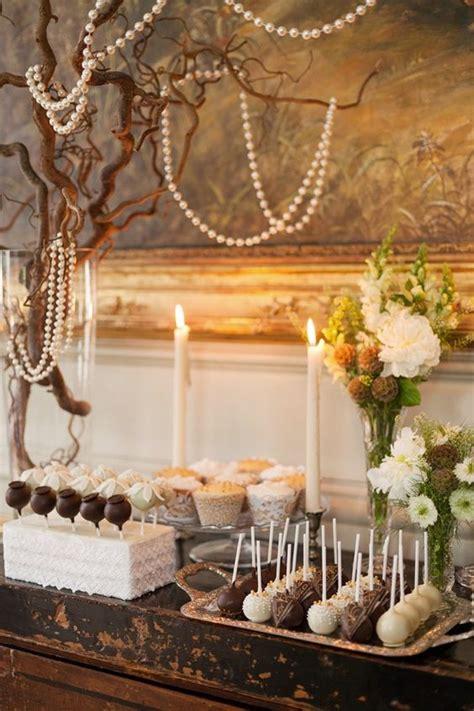 chic vintage pearl wedding ideas youll love deer