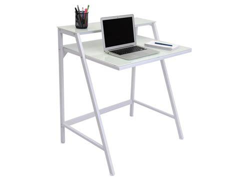 lumisource 2 tier computer desk white home woot
