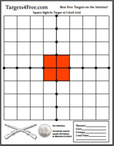 printable grid shooting targets sight in targets archives targets4free