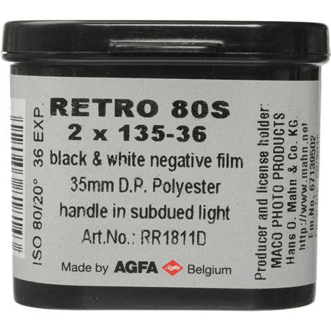 rollei retro 80s black and white negative 8108112 b h