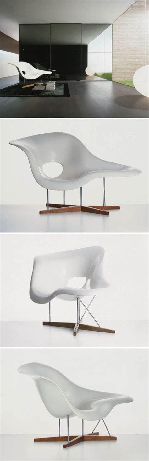 la chaise vitra 41210001 vitra la chaise 59 quot sculptural lounge