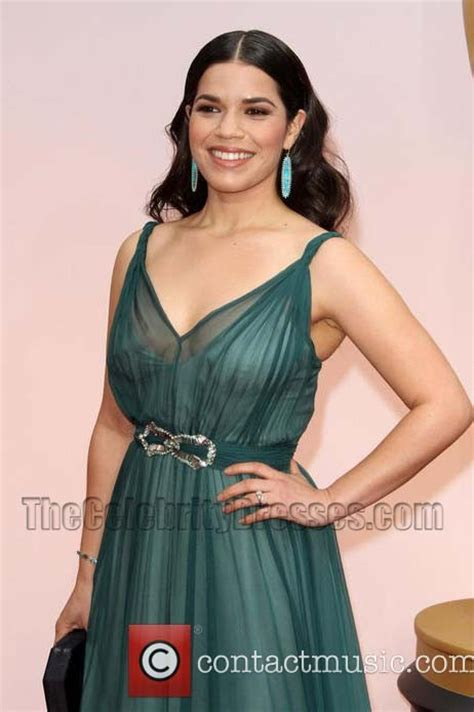 Dress Wipi america ferrera carpet evening dress2015 oscars