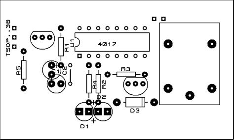 Lu Sorot Watt Kecil gambar transistor bc548 28 images automatic digital visitor counter circuit diagram simple