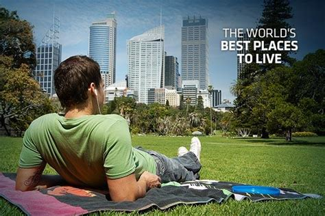 the world s best places to live 2010