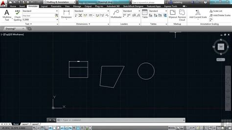 tutorial autocad lt 2014 getting started with autocad lt 2014 turning on autocad lt