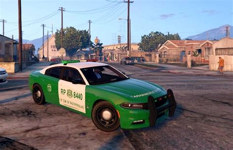 dodge charger rt mods carabineros de chile dodge charger rt 2015 gta5 mods