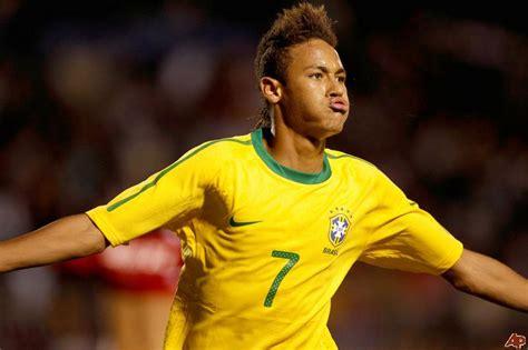 neymar s football stars neymar da silva 2011 young player profile