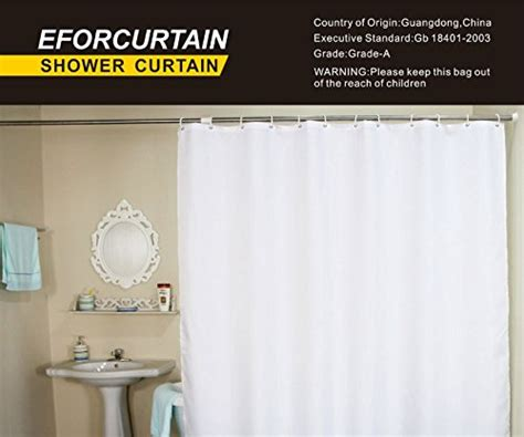 eco friendly shower curtain liner save 55 eforcurtain eco friendly 3d cube clear shower