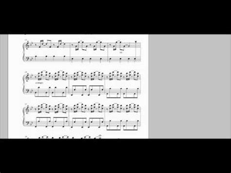 iphone commercial song iphone 5 every day commercial song piano sheet